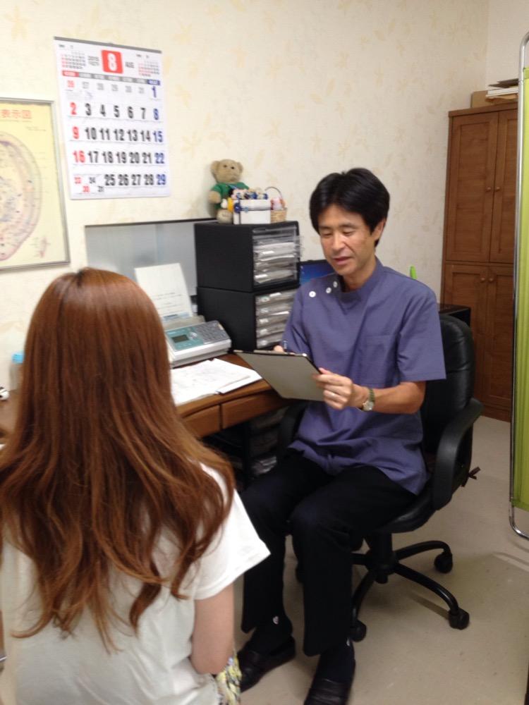 大阪市のAさん。耳ツボダイエットで2ヶ月で12kgのダイエット達成されました。