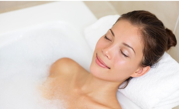 痩せ体質になるためにシャワーだけじゃなくて、ちゃんとお風呂に浸かりましょう。