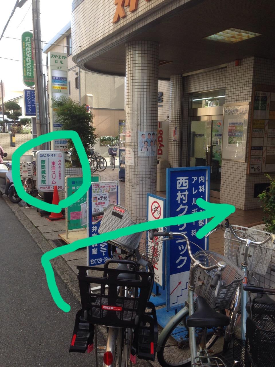 東洋スリム 藤岡鍼灸院 藤井寺店アクセス(後半)