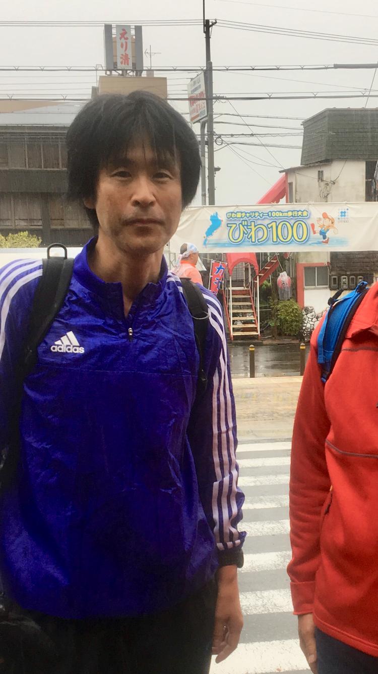 [ブログ]100km歩くと痩せるのか?