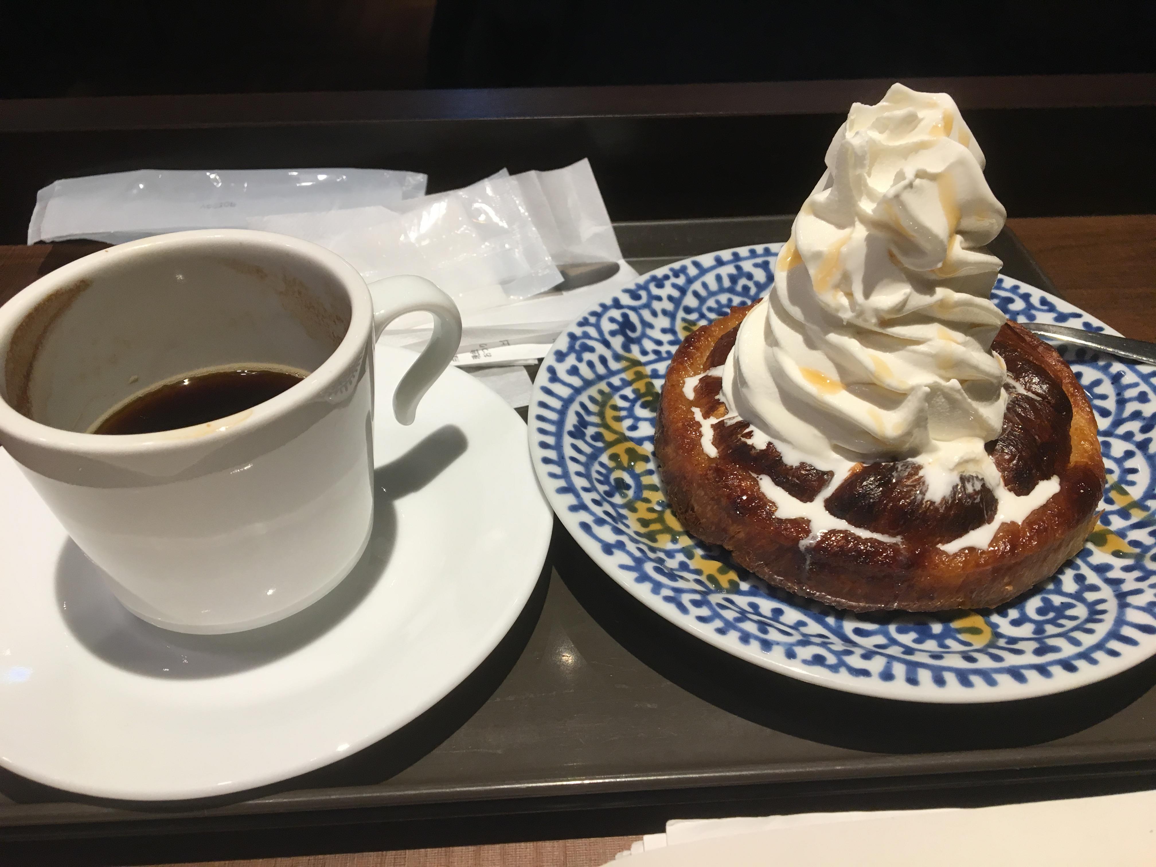 [ブログ]ダイエット中でもたまに甘いものをガッツリと。