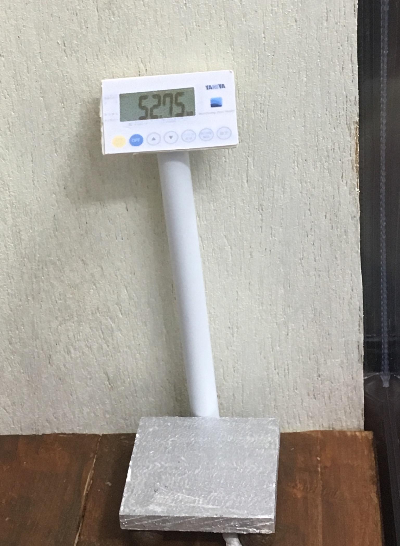 10kgのダイエットでのLDLコレステロールの変化