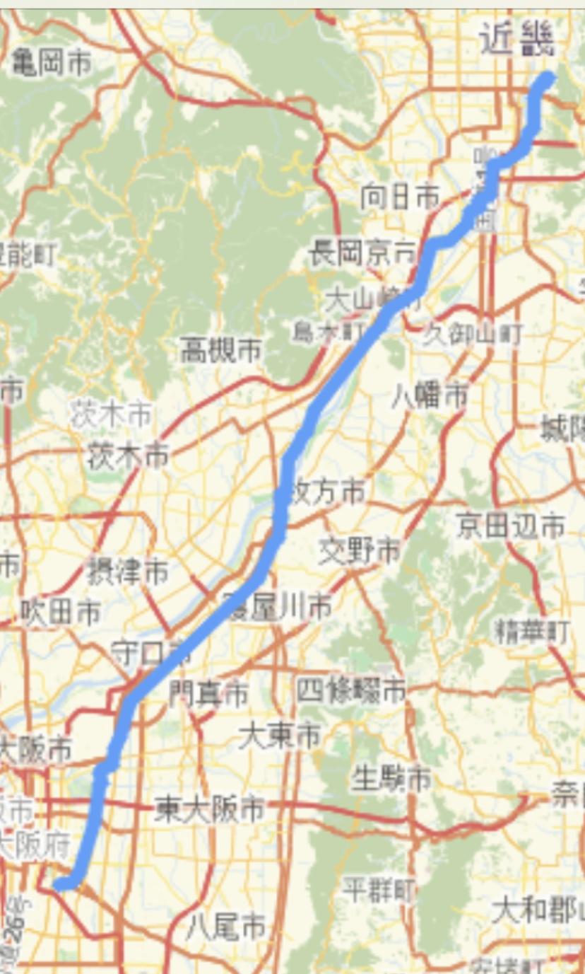 [ブログ]久々のロングラン&ウォーク。そうだ京都まで行ってみよう!果たして何キロ痩せる?