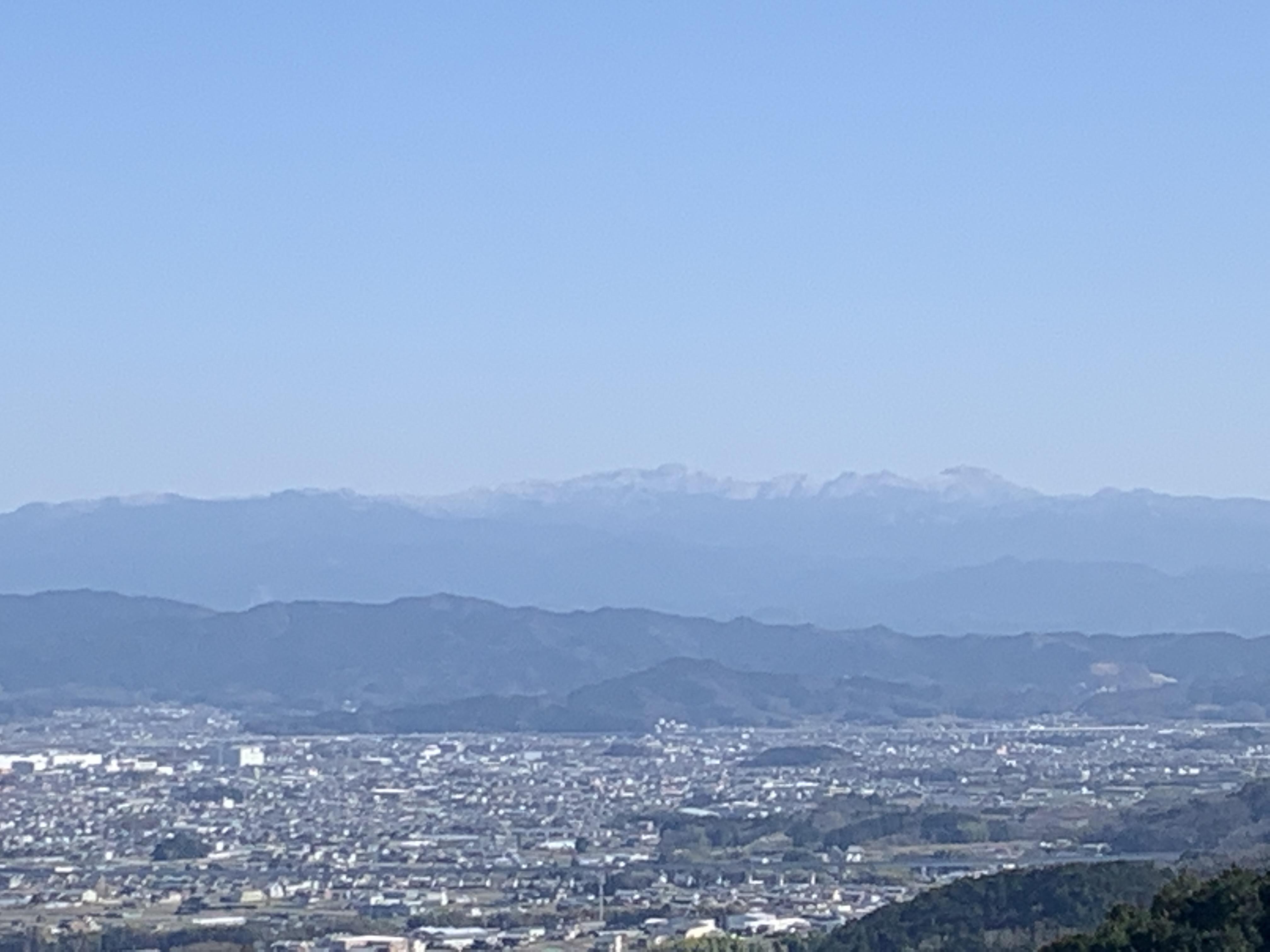 [ブログ]久しぶりに山